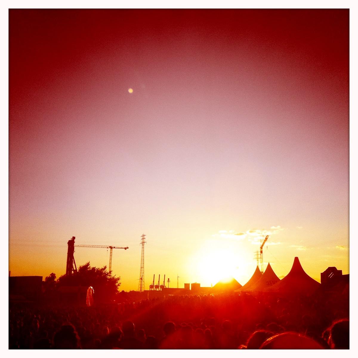 Festivalsommer 2012